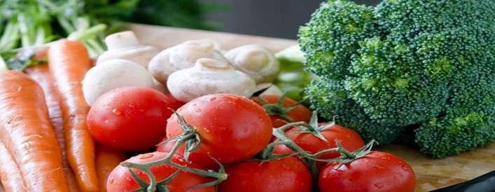 این سبزیجات را پخته بخورید
