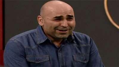 علی مسعودی / گواهی نامه گرفتن ننه علی