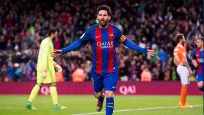 خلاصه بازی: بارسلونا 7-1 اوساسونا