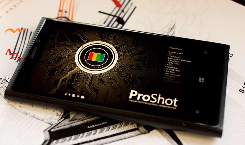 دانلود نرم افزار عکاسی حرفه ای ProShot 5.6.3  برای اندروید