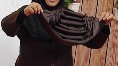 خانم بهمنی | دوخت پرده (8)