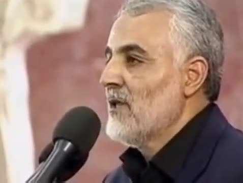 راز ابهت امام و رهبری از زبان سردار سلیمانی