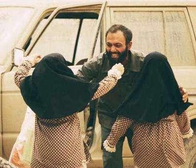سکانسی تاثیرگذار از فیلم «ویلاییها» با صدای استاد محمد نوری
