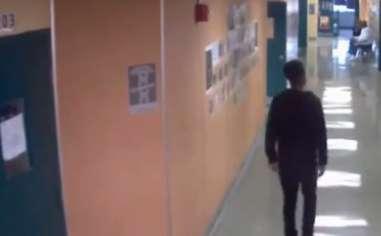 برخورد وحشیانه با دانشآموز 13 ساله