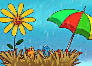 ترانه قصه باران