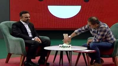 خندوانه / خاطرات جالب مرتضی حیدری از مناظرات ریاست جمهوری