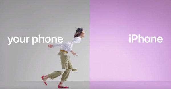 اپل با سه آگهی جدید، کارایی و امنیت آیفون در برابر اندروید را یادآور می شود