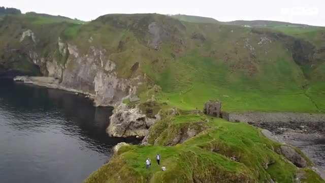 طبیعت خارق العاده ی ایرلند شمالی