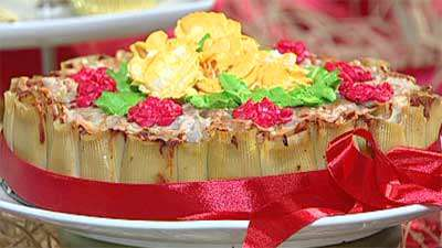 پاستا کیک
