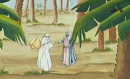دانلود انیمیشن بار نخل - داستانی از زندگی حضرت علی
