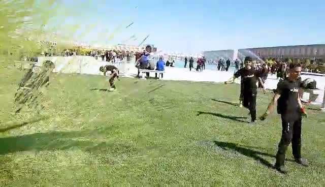 اولین تیزر رسمی فدراسیون ورزشهای رزمی به مناسبت عید نوروز ساخته شده توسط تریکینگ ایران
