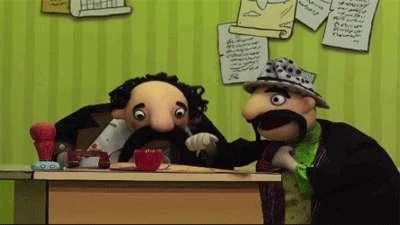 شکرستان عروسکی / بانکداری-بخش دوم