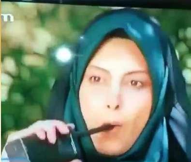 توضیح «لادن طباطبایی» درباره صحنه ای مبهم از فیلم «خواب و بیدار»