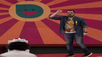 خنداننده شو / استندآپ کمدی محمد معتضدى با موضوع مشکلات مترو