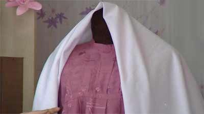 لباس سنتی رودبار و رستم آباد