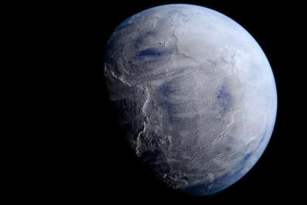 نظریه جدید دانشمندان در مورد پدیده «زمین گوی برفی»