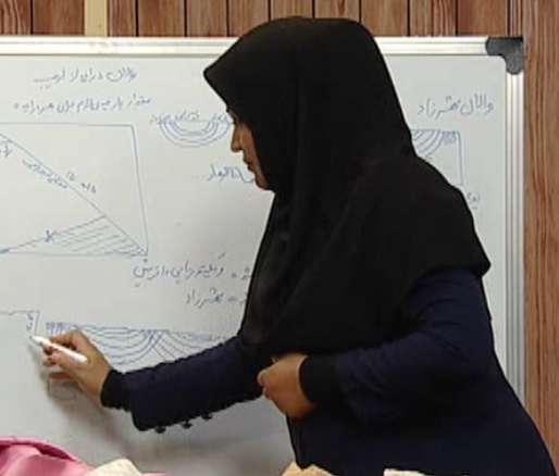 خانم بهمنی | آموزش پرده دوزی