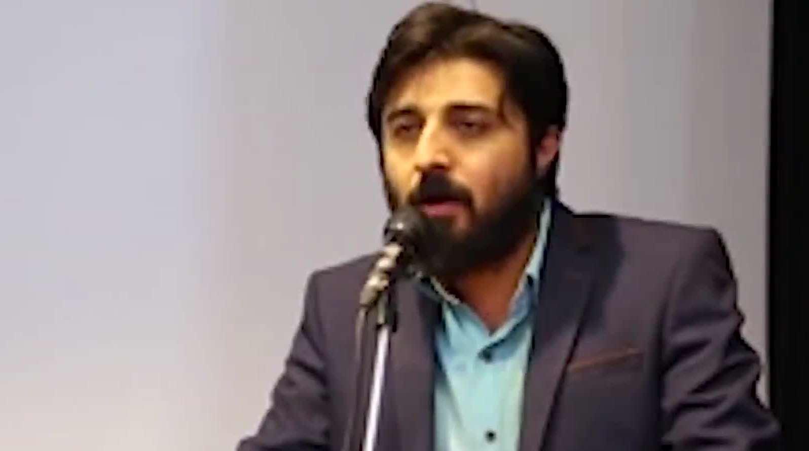 شعرخوانی محمدمهدی سیار