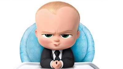 The Boss Baby | بچه رئیس