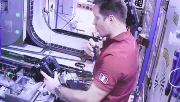 با «گوگل استریت» داخل ایستگاه فضایی بین المللی را ببینید