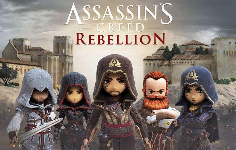 بازی موبایل Assassin's Creed: Rebellion یک استراتژی مدیریتی است