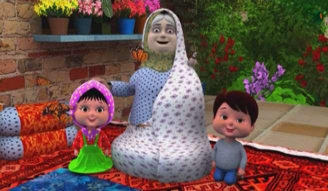 ترانه کودکانه عید فطر