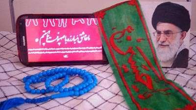 محسن توسلی   عاشق مبارزه با اسرائیل