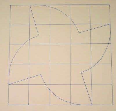 ساخت جعبه مقوایی با الگو