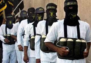داعشی شوخ طبع که سر به سر مردم میگذارد