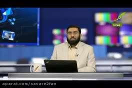 کری خوانی استقلالی ها و پرسپولیسی ها در شبکه وهابی کلمه