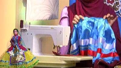 خانم زاکانی | لباس محلی (5)