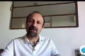 پیام «اصغر فرهادی» پس از دریافت جایزه جشن حافظ