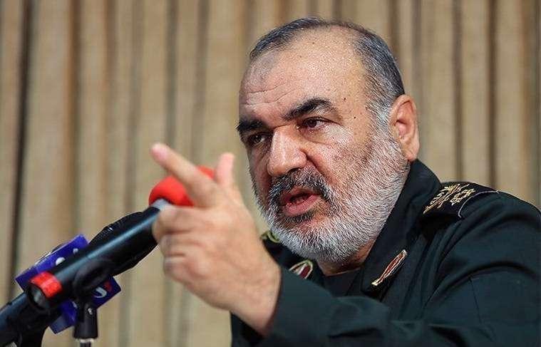 سردار سلامی: انتقام سختی بابت شهید حججی میگیریم