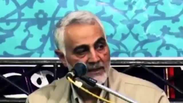 واکنش سردار سلیمانی در مورد حمله به سپاه