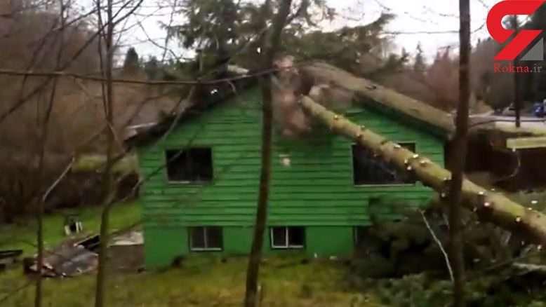 اشتباه عجیب دو مرد خانه ای را ویران کرد