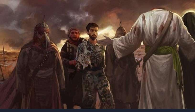 خط و نشان مردم برای داعشیها