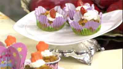 کاپ کیک دال عدس