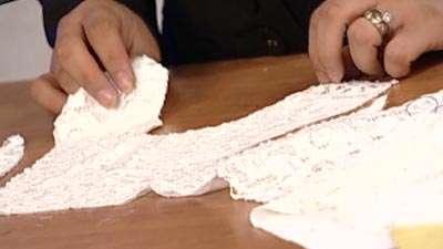 خانم جوادی | پیراهن دنباله دار مجلسی (2)