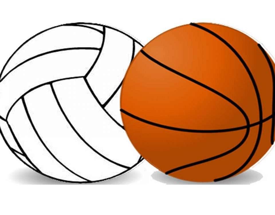 وقتی والیبالیستها بسکتبال بازی میکنند!