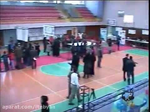 خبر اولین جشنواره پروژه های دانش آموزی تبیان در اصفهان