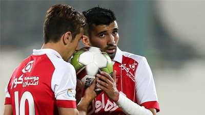 خلاصه بازی: پرسپولیس 2-0 فولاد خوزستان