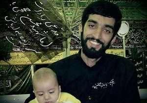 چند سکانس از چند روز پس از شهادت محسن حججی
