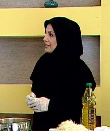 خانم کریمی | آموزش کادایف شربتی ( به زبان آذری )