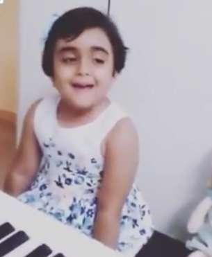 ترانه «خوشه چین» سالار عقیلی با صدای دخترک 4 ساله