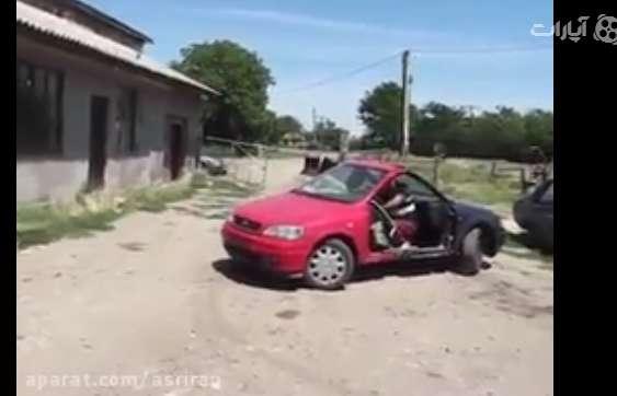 پیوندزدن دو ماشین سواری چه نتیجه ای دارد؟