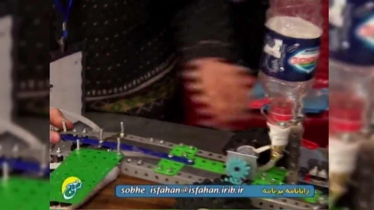 اختتامیه اولین جشنواره پروژه های دانش آموزی اصفهان