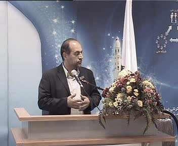 سخنرانی جناب آقای سيد محمد لاجوردي در سومین جشنواره پروژه های دانش آموزی تبیان
