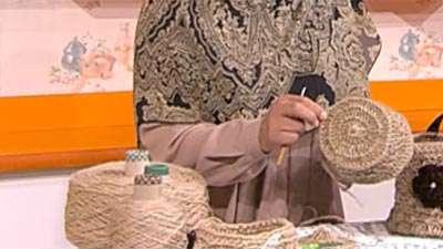 خانم احمدی |بافت کنفی (4)