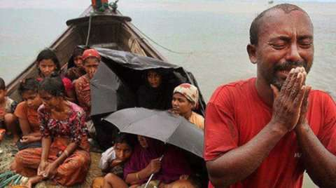 نماهنگ | داغ میانمار