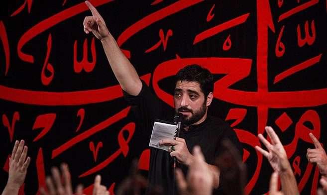 مداحی آذری سید مجید بنیفاطمه در شب اول محرم الحرام ۱۴۳۹